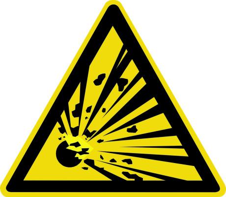 Взрывоопасно W02