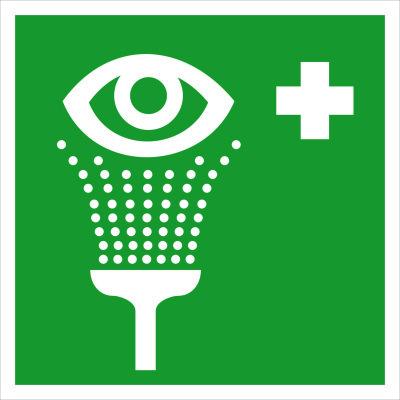 Пункт обработки глаз ЕС 04