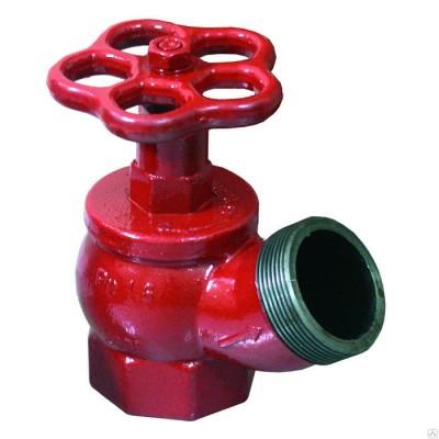 Клапан угловой КПК-50-2