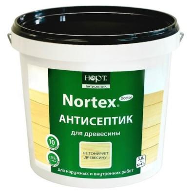 Антисептик «Nortex®»-Doctor для древесины